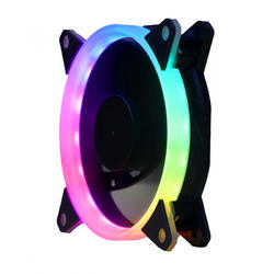 Vibrant 120mm RGB Fan, 120mm