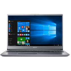 Swift 3 SF315-52G-53W2, 15.6'' FHD, Core i5-8250U 1.6GHz, 4GB DDR4, 1TB HDD + 16GB SSH, GeForce MX150 2GB, Win 10 Home 64bit, Sparkly Silver