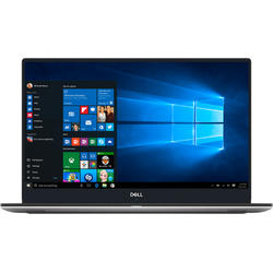 XPS 15 9570, 15.6'' UHD Touch, Core i7-8750H 2.2GHz, 32GB DDR4, 1TB SSD, GeForce GTX 1050 Ti 4GB, Win 10 Pro 64bit, Argintiu