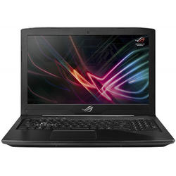 ROG GL503VD-GZ119, 15.6'' FHD, Core i7-7700HQ 2.8GHz, 8GB DDR4, 1TB HDD, GeForce GTX 1050 4GB, No OS, Negru