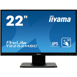 ProLite T2252MSC-B1, 21.5'' Full HD Touch, 7ms, Negru