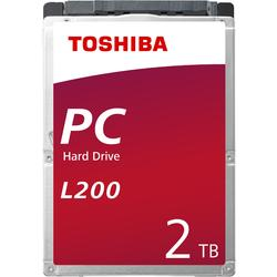 L200, 2TB, SATA, 5400RPM, 128MB, Box