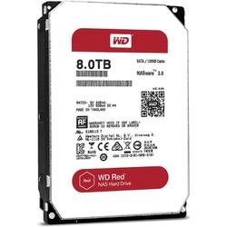 Red, 8TB, SATA 3, 5400RPM, 256MB