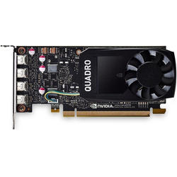 NVIDIA Quadro P620 DVI, 2GB GDDR5, 128 biti, Low Profile