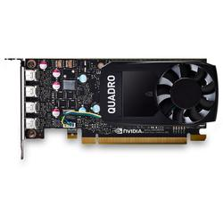 NVIDIA Quadro P600 DVI, 2GB GDDR5, 128 biti, Low Profile