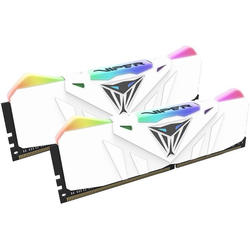 Viper RGB White, 16GB, DDR4, 2666MHz, CL15, 1.2V, Kit Dual Channel