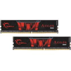 Aegis, 16GB, DDR4, 2400MHz, CL17, 1.2V, Kit Dual Channel