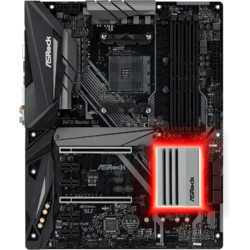 X470 Master SLI, Socket AM4, ATX