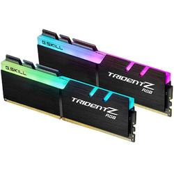 Trident Z RGB (For AMD), 16GB, DDR4, 2933MHz, CL14, 1.35V, Kit Dual Channel