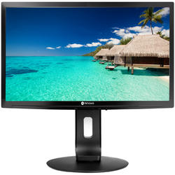 "LE-24E, 23.6"", Full HD, 3ms, HDMI, DisplayPort, Pivot, Negru"