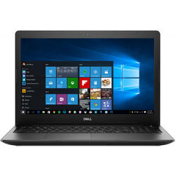 Latitude 3590, 15.6'' FHD, Core i5-8250U 1.6GHz, 8GB DDR4, 256GB SSD, Intel UHD 620, Win 10 Pro 64bit, Negru
