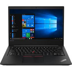 "ThinkPad E480, 14"" FHD IPS, Core i5-8250U pana la 3.4GHz, 8GB DDR4, 256GB SSD, Intel UHD 620, Fingerprint Reader, Windows 10 Pro, Negru"
