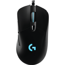 G403 Prodigy, USB, Optic, 12000dpi, Negru