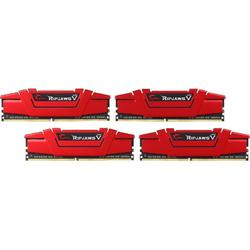 Ripjaws V, 32GB, DDR4, 3600MHz, CL19, 1.35V, Kit Quad Channel