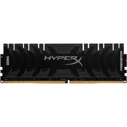HyperX Predator Black, 8GB, DDR4, 2400MHz, CL12