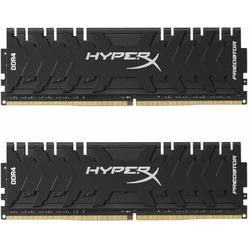 HyperX Predator Black, 16GB, DDR4, 3333MHz, CL16, Kit Dual Channel