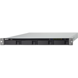 TS-463XU, AMD G-Series GX-420MC 2.0GHz, 4GB DDR3, 512MB, 4 Bay, 3 x USB 2.0, 2 x USB 3.0, 4 x LAN 1GbE, 1 x LAN 10GbE