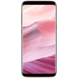Galaxy S8, Single SIM, 5.8'' Super AMOLED Multitouch, Octa Core 2.3GHz + 1.7GHz, 4GB RAM, 64GB, 12MP, 4G, Rose Pink