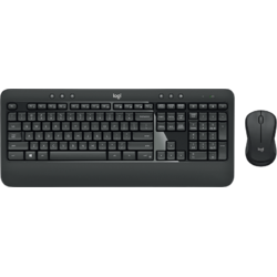 MK540 Advanced, Wireless, USB, Negru