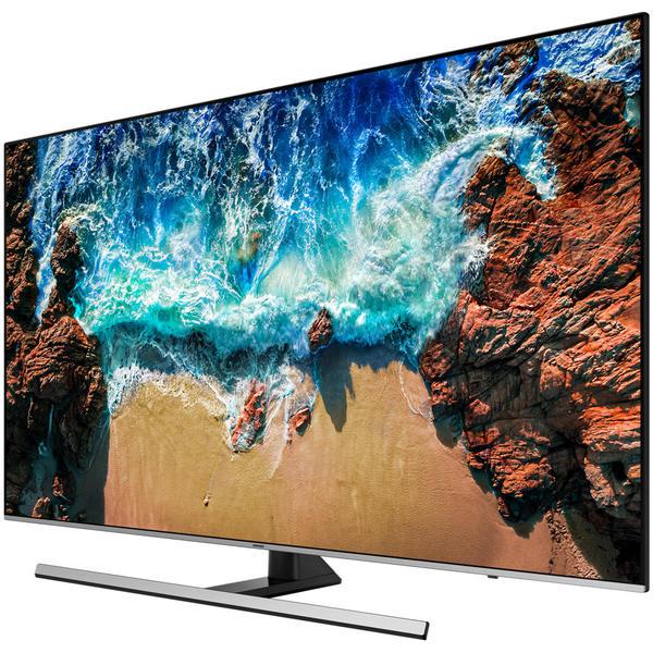 3220da3a01af70 Televizor LED Samsung Smart TV UE65NU8002, 165cm, 4K UHD, Negru Argintiu