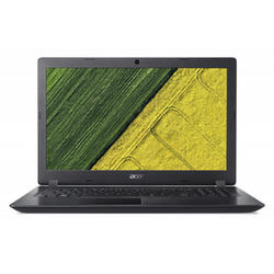 Aspire 3 A315-53G-39Q0, 15.6'' HD, Core i3-7020U 2.3GHz, 4GB DDR4, 500GB HDD, GeForce MX130 2GB, Linux, Negru