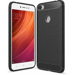 Redmi Note 5A Soft Case Black