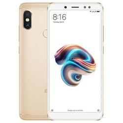 Redmi Note 5, Dual SIM, 5.99'' IPS Full HD+, Octa Core 1.8GHz, 4GB RAM, 64GB, 13MP + dual 12MP, 4G, Gold