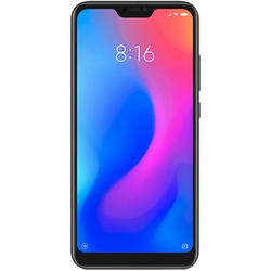 Mi A2 Lite Dual SIM, 5.84 inch IPS, 64GB, 4GB RAM Tri camera 12+12+5MPixeli Android One, Black