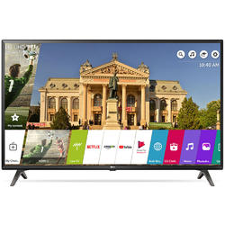 Smart TV 43UK6300MLB, 109cm, 4K UHD, Negru