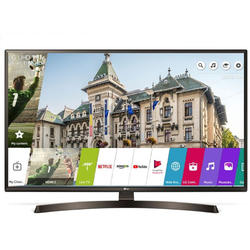 Smart TV 49UK6400PLF, 124cm, 4K UHD, Negru