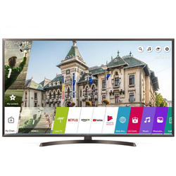 Smart TV 55UK6400PLF, 139cm, 4K UHD, Negru