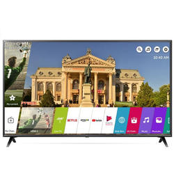 Smart TV 50UK6300MLB, 127cm, 4K UHD, Negru