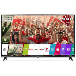 Smart TV 55UK6100PLB, 139cm, 4K UHD, Negru