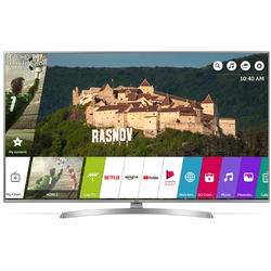 Smart TV 55UK6950PLB, 139cm, 4K UHD, Negru/Argintiu