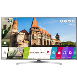 Smart TV 70UK6950PLA, 177cm, 4K UHD, Argintiu