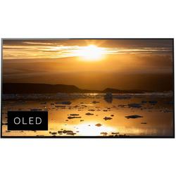 Smart TV Android KD-55A1, 139cm, 4K UHD, Negru