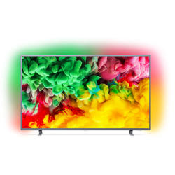 Smart TV 55PUS6703/12, 139cm, 4K UHD, Gri