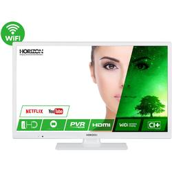 Smart TV 24HL7331F, 60cm, Full HD, Alb