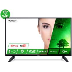 Smart TV 43HL7330F, 109cm, Full HD, Negru