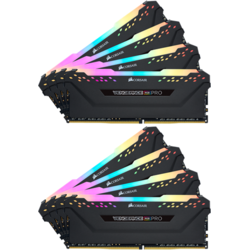 Vengeance RGB PRO, 64GB, DDR4, 3200MHz, CL16, 1.35V, Kit x 8