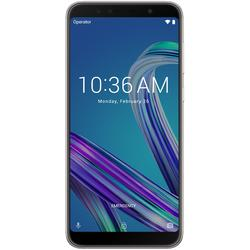 ZenFone Max Pro ZB602KL, Dual SIM, 5.99'' IPS LCD Multitouch, Octa Core 1.8GHz, 4GB RAM, 64GB, Dual 13MP + 5MP, 4G, Meteor Silver