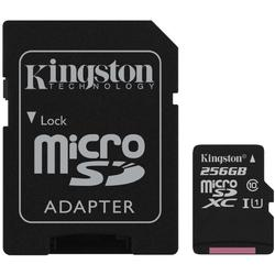 Canvas Select Micro SDXC, 256GB, Clasa 10, UHS-I U1 + Adaptor SD