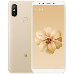 Mi A2 Dual SIM, 5.99 inch IPS, 64GB, 4GB RAM Tri camera 12+20+20 MPixeli Android One, Gold