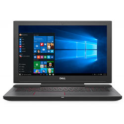 G5 15 5587, 15.6'' FHD, Core i7-8750H 2.2GHz, 16GB DDR4, 1TB HDD + 256GB SSD, GeForce GTX 1050 Ti 4GB, Win 10 Home 64bit, Negru