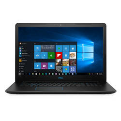 G3 17 3779, 17.3'' FHD, Core i5-8300H 2.3GHz, 8GB DDR4, 1TB HDD + 128GB SSD, GeForce GTX 1050 4GB, Win 10 Home 64bit, Negru