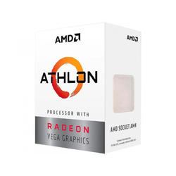 Athlon 200GE, 3.2GHz, 4MB, 35W, Socket AM4, Box