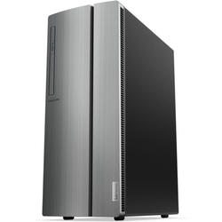 IdeaCentre 510-15ICB, Core i5-8400 2.8GHz, 8GB DDR4, 1TB HDD, GeForce GTX 1050 Ti 4GB, FreeDOS, Argintiu