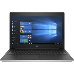 ProBook 450 G5, 15.6'' FHD, Core i7-8550U 1.8GHz, 8GB DDR4, 1TB HDD + 256GB SSD, GeForce 930MX 2GB, FingerPrint Reader, Win 10 Pro 64bit, Argintiu