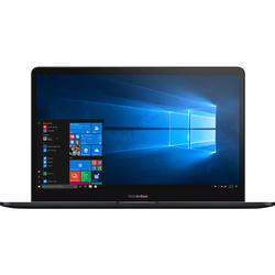 ZenBook Pro 15 UX550GE-BN005R, 15.6'' FHD, Core i7-8750H 2.2GHz, 16GB DDR4, 512GB SSD, GeForce GTX 1050 Ti 4GB, FingerPrint Reader, Win 10 Pro 64bit, Albastru/Negru