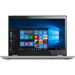 Yoga 520-14IKB, 14.0'' FHD Touch, Core i3-7130U 2.7GHz, 8GB DDR4, 1TB HDD + 128GB SSD, Intel HD 620, FingerPrint Reader, Win 10 Home 64bit, Mineral Grey